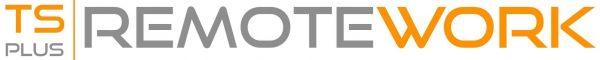 Remote Work Logo